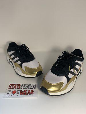 Brand new gold tresc run adidas for Sale in Temecula, CA
