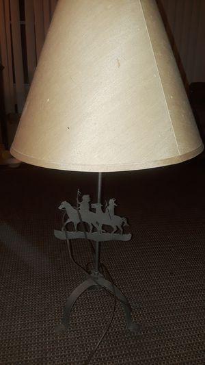 Floor lamp. And table lamp for Sale in Boynton Beach, FL