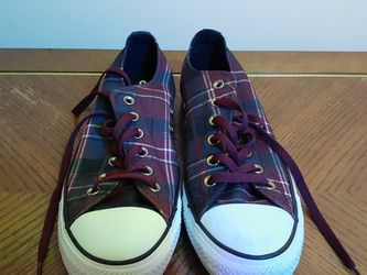 Plaid Converse Shoes for Sale in Durham,  NC