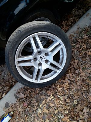 Acura tl rims for Sale in Richardson, TX
