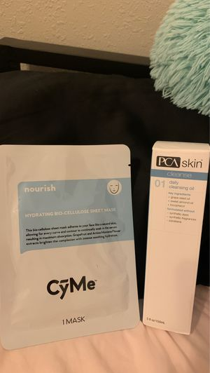 PCA face cleaner and mask for Sale in Buda, TX
