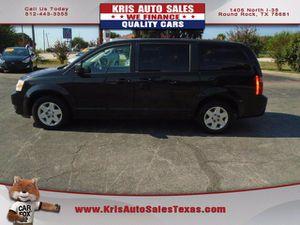 2010 Dodge Grand Caravan for Sale in Round Rock, TX