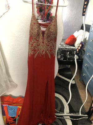 Red petite prom dress for Sale in Dublin, CA
