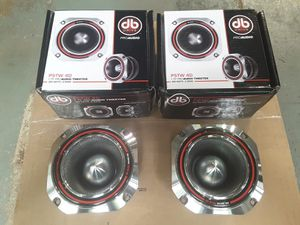 NEW! 1.75 inch pro audio tweeters 300 watts for Sale in York, PA