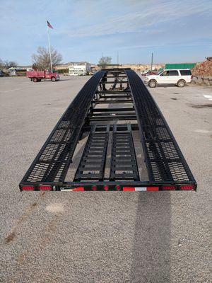 2019 Kaufman 50 foot split wedge trailer for Sale in Seal Beach, CA