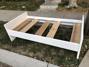 Twin bed frame for Sale in Byron, CA