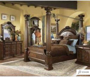 Ashley Casa Mollina King Bedroom Set for Sale in Graham, WA