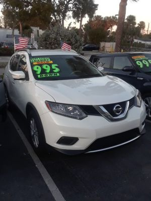 2015 Nissan Rogue SV Plus $995 DOWN for Sale in Plantation, FL