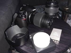 Nikon D3000 for Sale in Laurel Springs, NJ