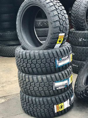 RBP tires 33/12.50r22 for Sale in Pico Rivera, CA
