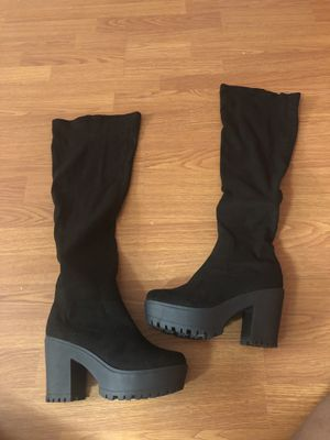 Faux Suede Thigh boots for Sale in Washington, DC