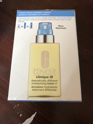 Clinique ID dramatically Different Moisturizer for Sale in Jersey City, NJ