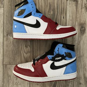Jordan 1 Fearless UNC Chicago 🔵🔴 for Sale in Hollywood, FL
