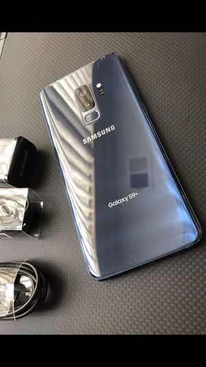 Samsung Galaxy s9 Plus ( FACTORY UNLOCKED) for Sale in Springfield, VA