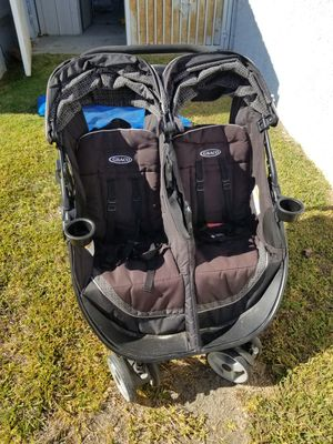 GRACO DOUBLE STROLLER for Sale in Huntington Beach, CA