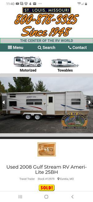 GulfStream Amerilite Model 24 BH LE trim Excellent Condition! for Sale in Richmond, VA
