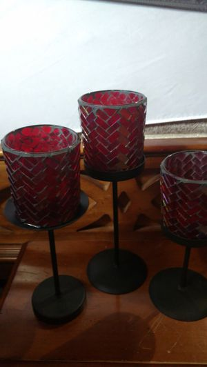 Candle Vase and Stand Holders for Sale in Nashville, TN