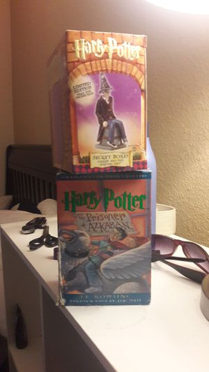 Harry potter figurines for Sale in Albuquerque, NM