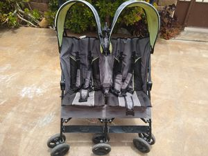Dual double stroller for Sale in San Diego, CA