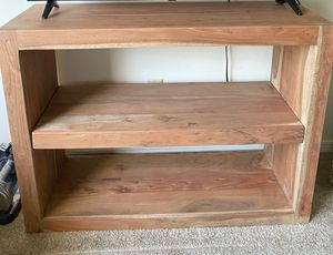 Solid wood bookcase/bookshelf for Sale in Phoenix, AZ