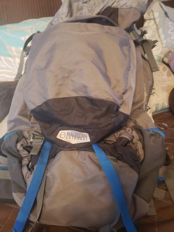 Magellan hiking pack