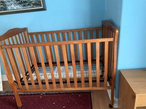 Baby crib for Sale in Hampton, VA