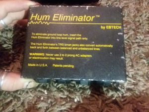 HUM Eliminator by EBtech for Sale in Morganza, LA