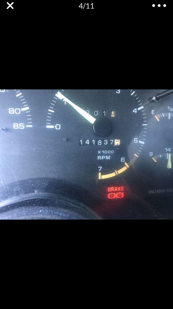 Car Dealerships In Bakersfield Ca >> Chevy s10 for Sale in Bakersfield, CA - OfferUp