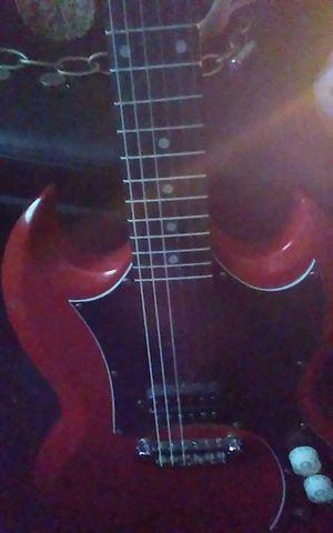 Maestro guitar Gibson off brand I had a 150$ humbucker put in it 40 obo for Sale in Baton Rouge, LA