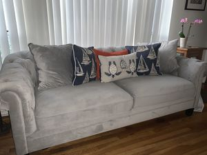 Pier one imports sofa like new for Sale in Los Angeles, CA