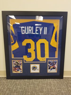 Todd Gurley signed jersey for Sale in Hayward, CA