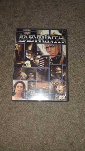 Used, David bowie labyrinth for Sale for sale  Bristol, PA