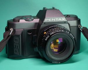 Pentax P30 Camera and lens. for Sale in Fremont, CA