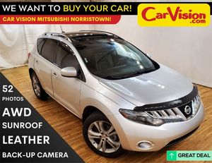 2009 Nissan Murano for Sale in Norristown, PA