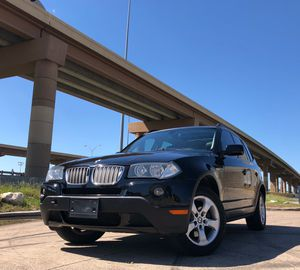 2007 BMW X3 AWD 3.0si * Clean title for Sale in Dallas, TX