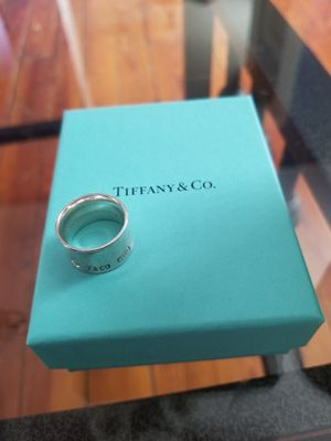 Tiffany & Co Saddle Ring for Sale in New Cumberland, PA