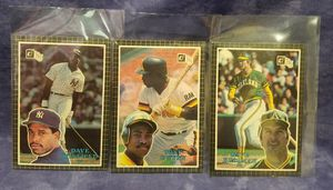 1985 Donruss Baseball Cards, Lot of 3 for Sale in Pomona, CA