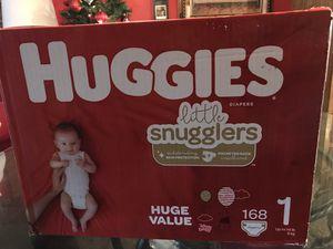 Big diaper box for Sale in Bakersfield, CA