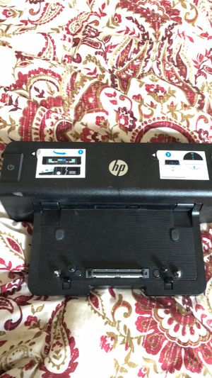 Hp docking station for Sale in Annandale, VA