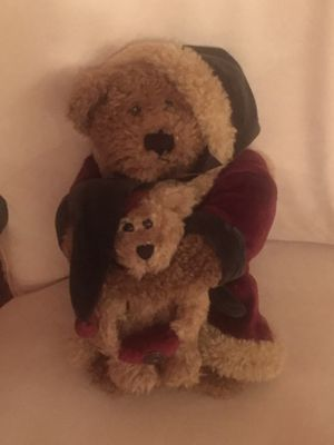 "10"" Plush Boyds Teddy Bear. New. Mother and Child for Sale in Dallas, TX"
