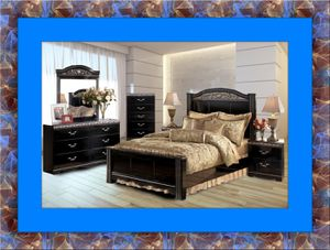 11pc Ashley bedroom set for Sale in Potomac, MD