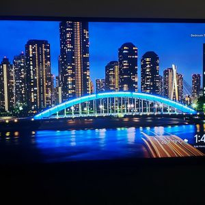 60 inch Samsung TV with Chromecast will deliver for Sale in Reisterstown, MD