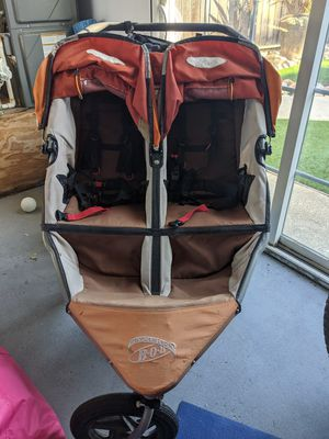 Bob Revolution Double Stroller for Sale in Newark, CA