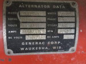 Generator for Sale in Sunbury, PA
