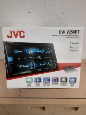 Jvc kw-v250bt for Sale in SeaTac, WA