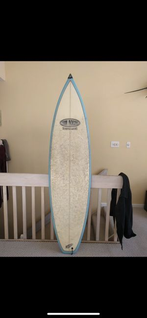 7'2 Tim Nolte Surfboard for Sale in TOWNSEND INLT, NJ
