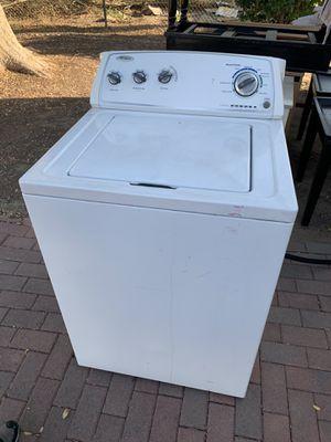 Whirlpool washer Works good for Sale in San Bernardino, CA