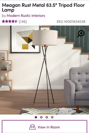 Floor lamp for Sale in Oklahoma City, OK