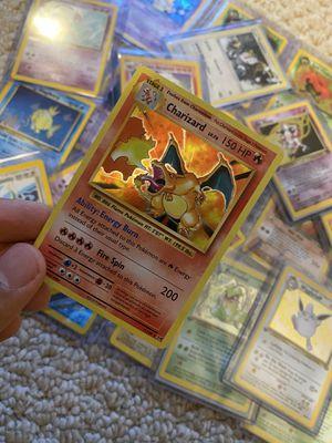 Charizard Holo Pokemon Card for Sale in Lorton, VA