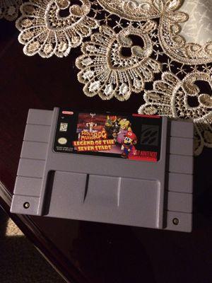 Super Mario RPG SNES for Sale in San Leandro, CA
